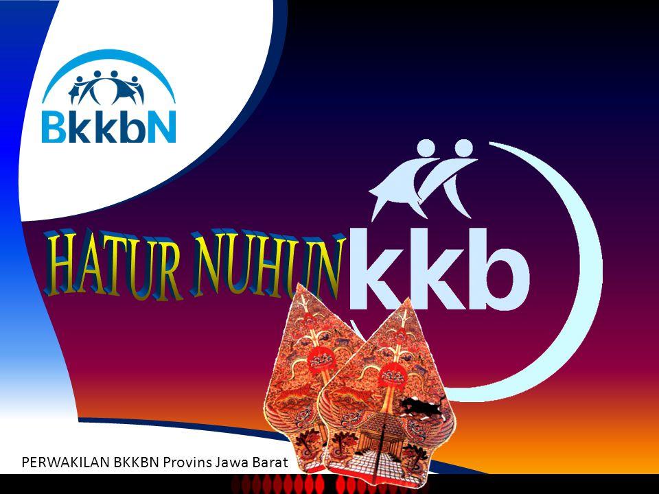 HATUR NUHUN PERWAKILAN BKKBN Provins Jawa Barat