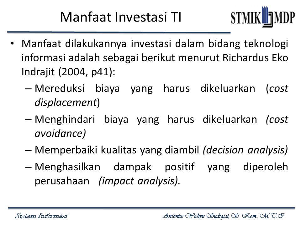 Manfaat Investasi TI