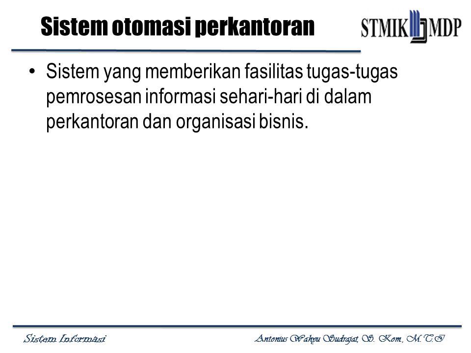 Sistem otomasi perkantoran