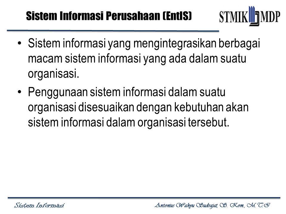 Sistem Informasi Perusahaan (EntIS)