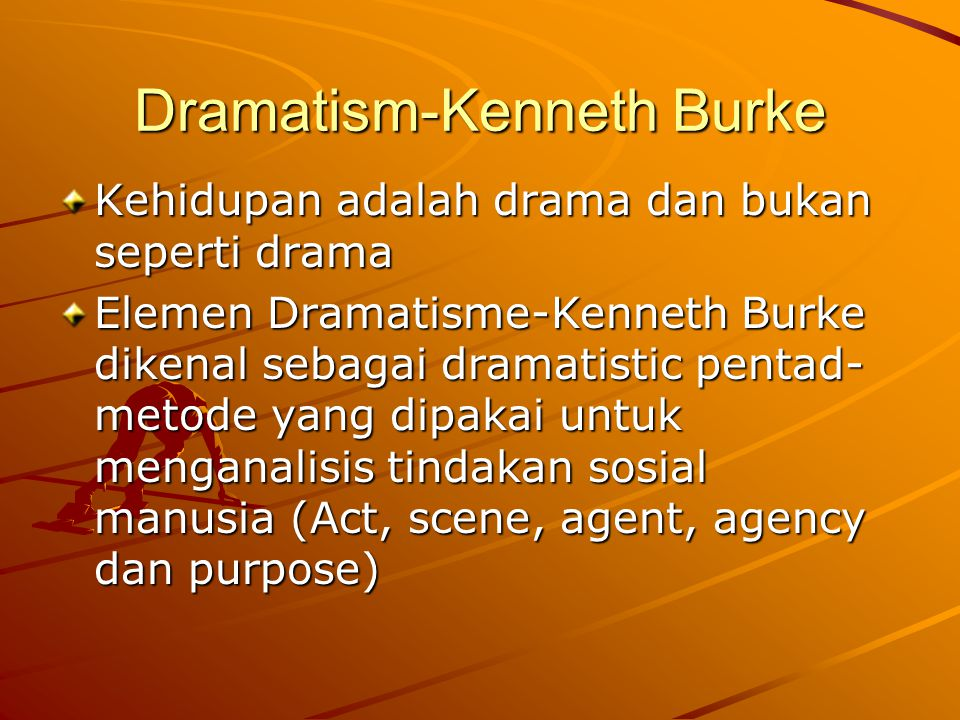 Dramatism-Kenneth Burke