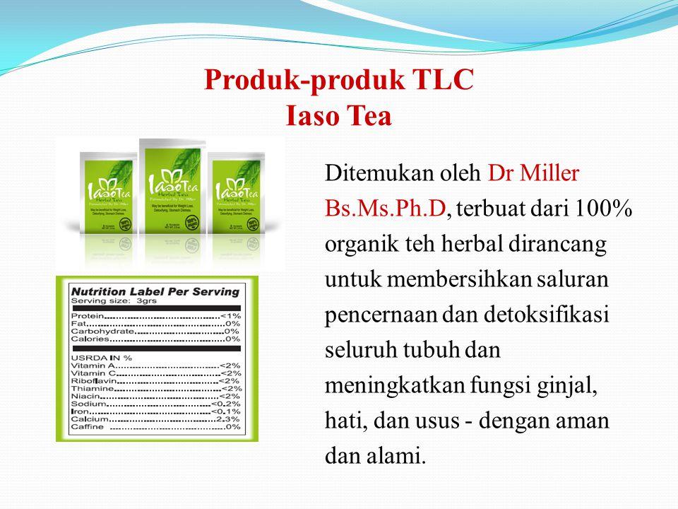 Produk-produk TLC Iaso Tea