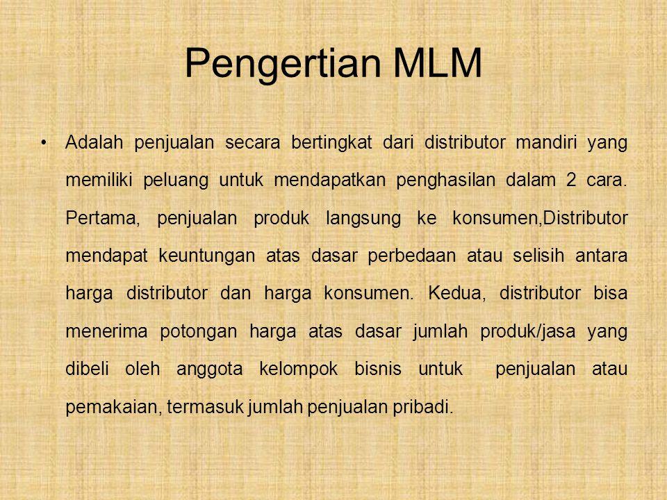 Pengertian MLM
