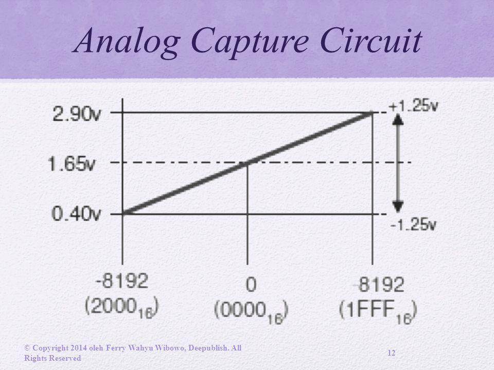 Analog Capture Circuit