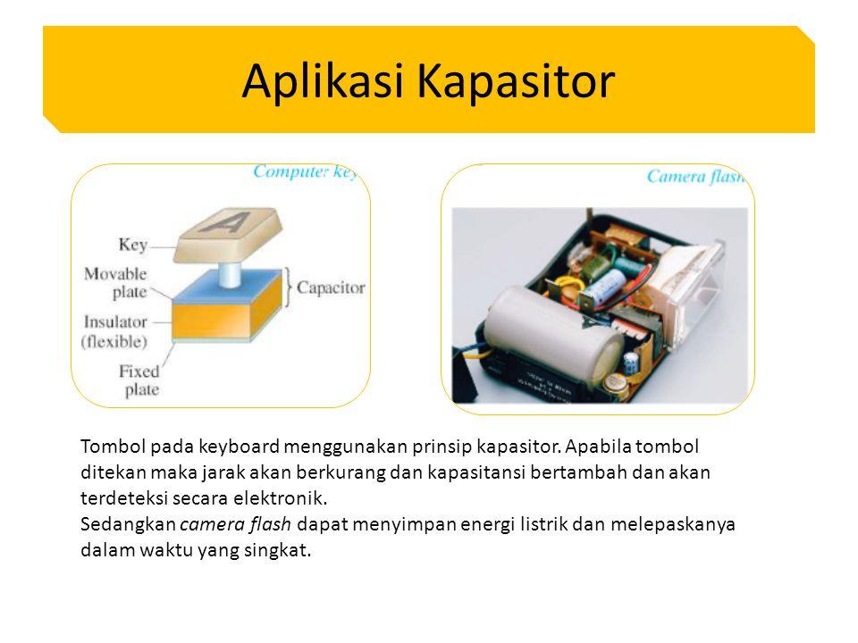 Aplikasi Kapasitor