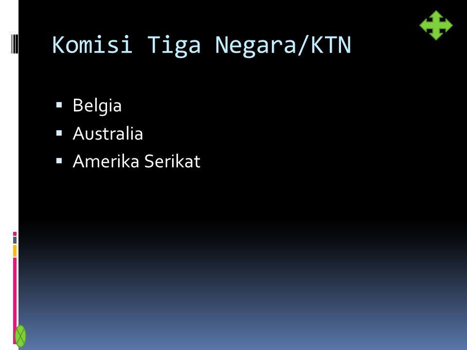 Komisi Tiga Negara/KTN