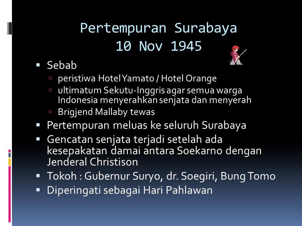 Pertempuran Surabaya 10 Nov 1945