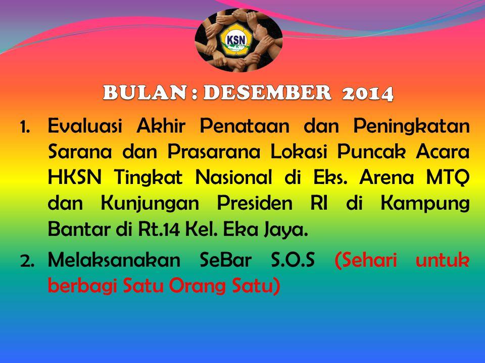 BULAN : DESEMBER 2014