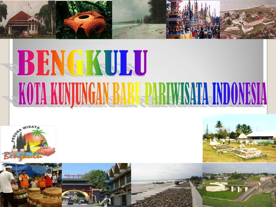 KOTA KUNJUNGAN BARU PARIWISATA INDONESIA
