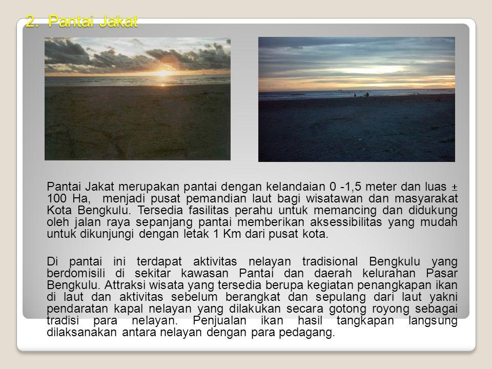 2. Pantai Jakat