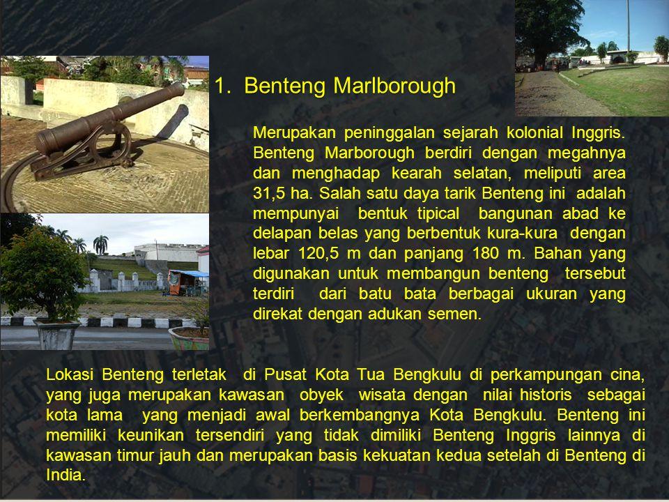 1. Benteng Marlborough