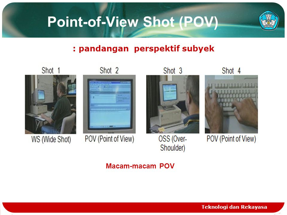 Point-of-View Shot (POV)
