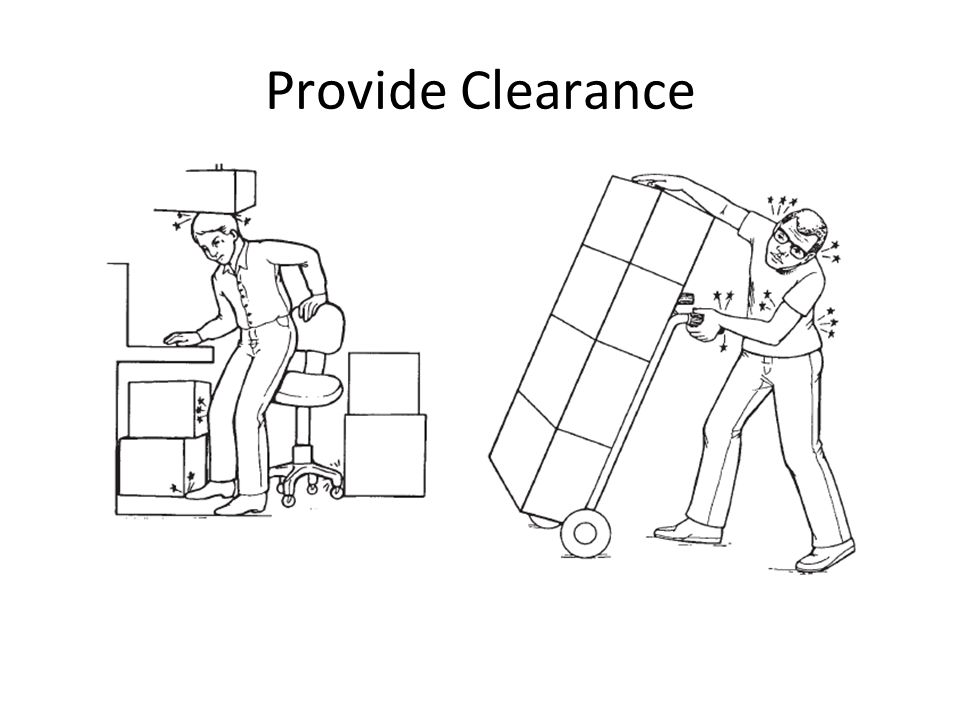 Provide Clearance