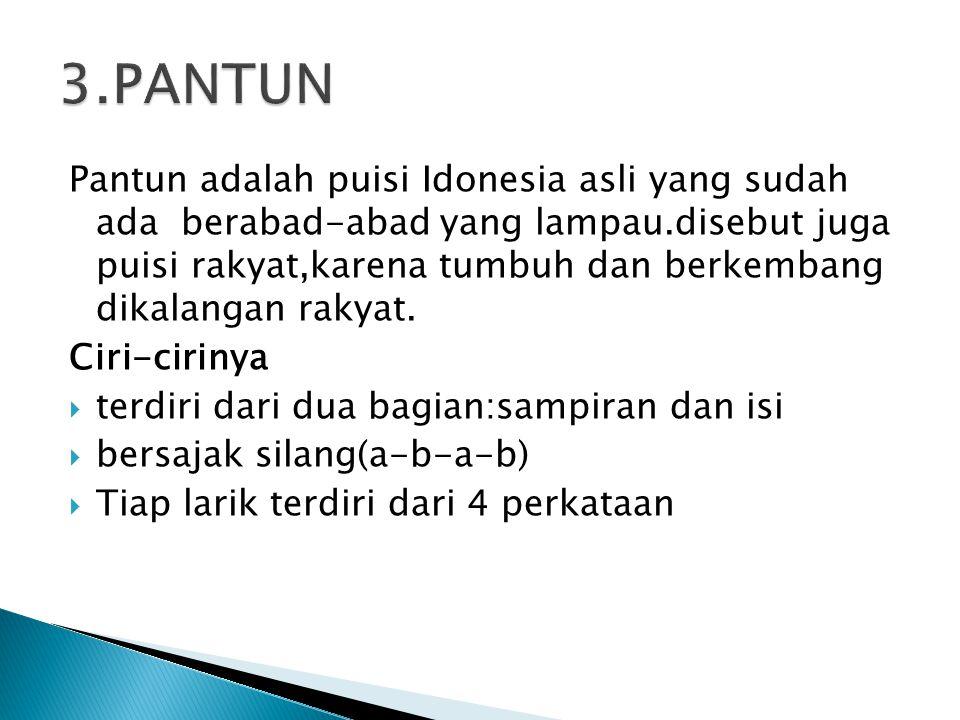 3.PANTUN
