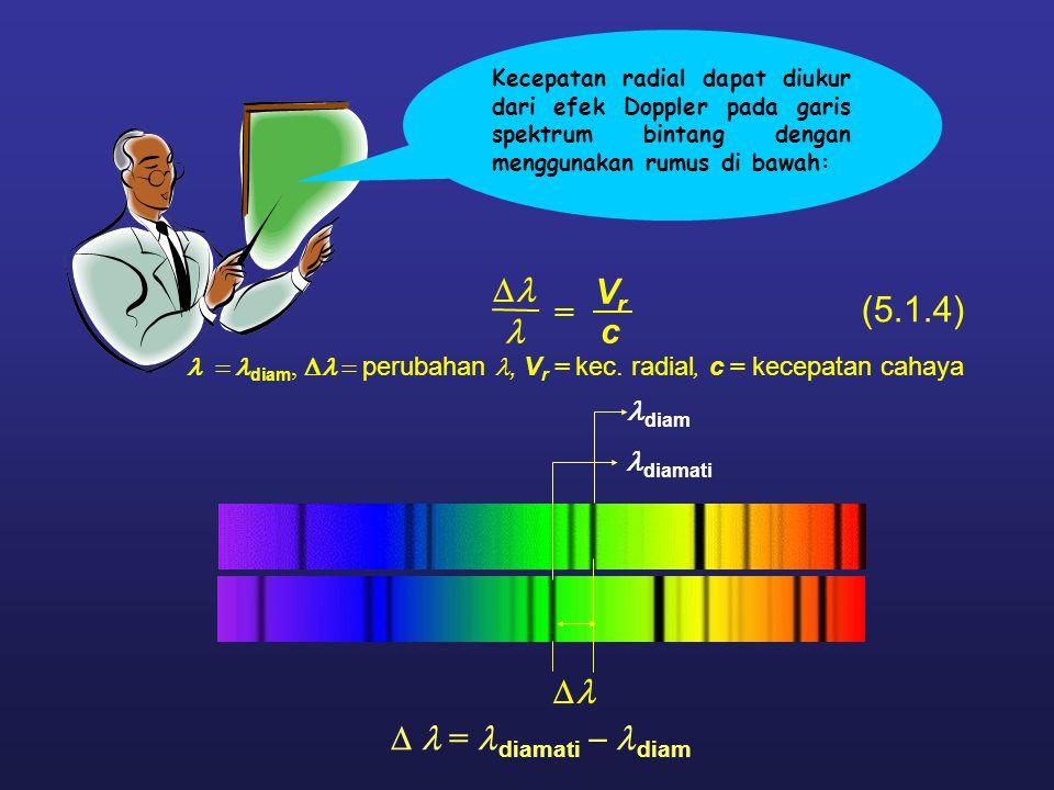 (5.1.4)   Vr c =   l = ldiamati - ldiam ldiam ldiamati