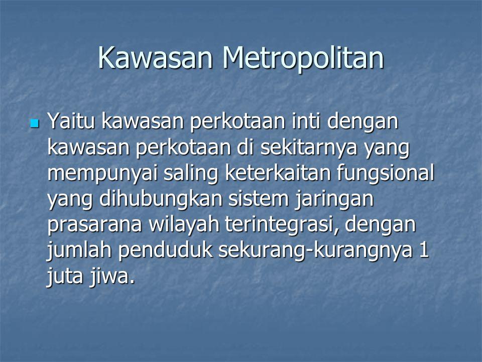 Kawasan Metropolitan