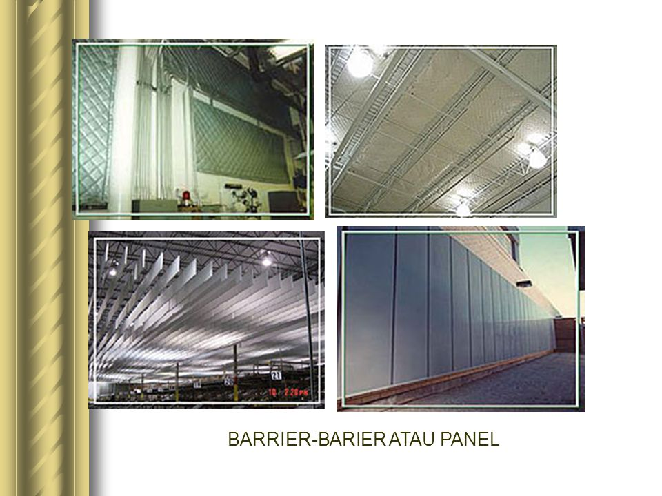 BARRIER-BARIER ATAU PANEL
