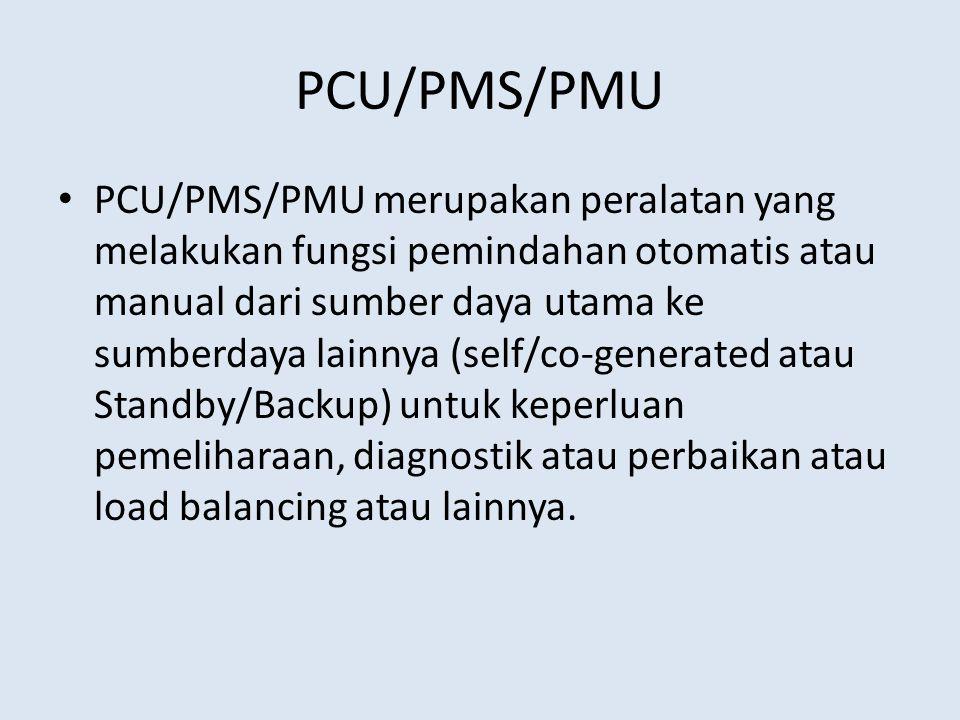 PCU/PMS/PMU