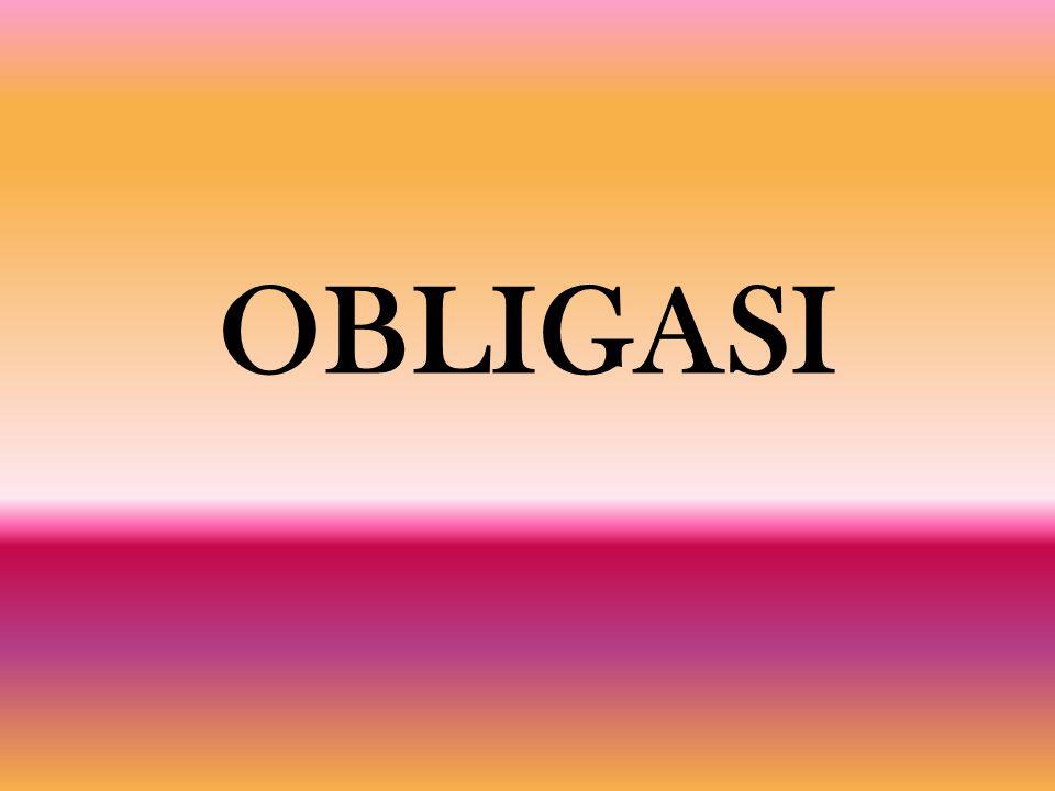 OBLIGASI