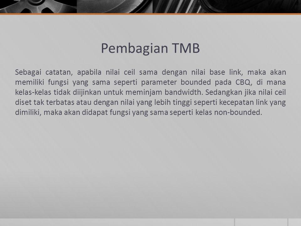 Pembagian TMB