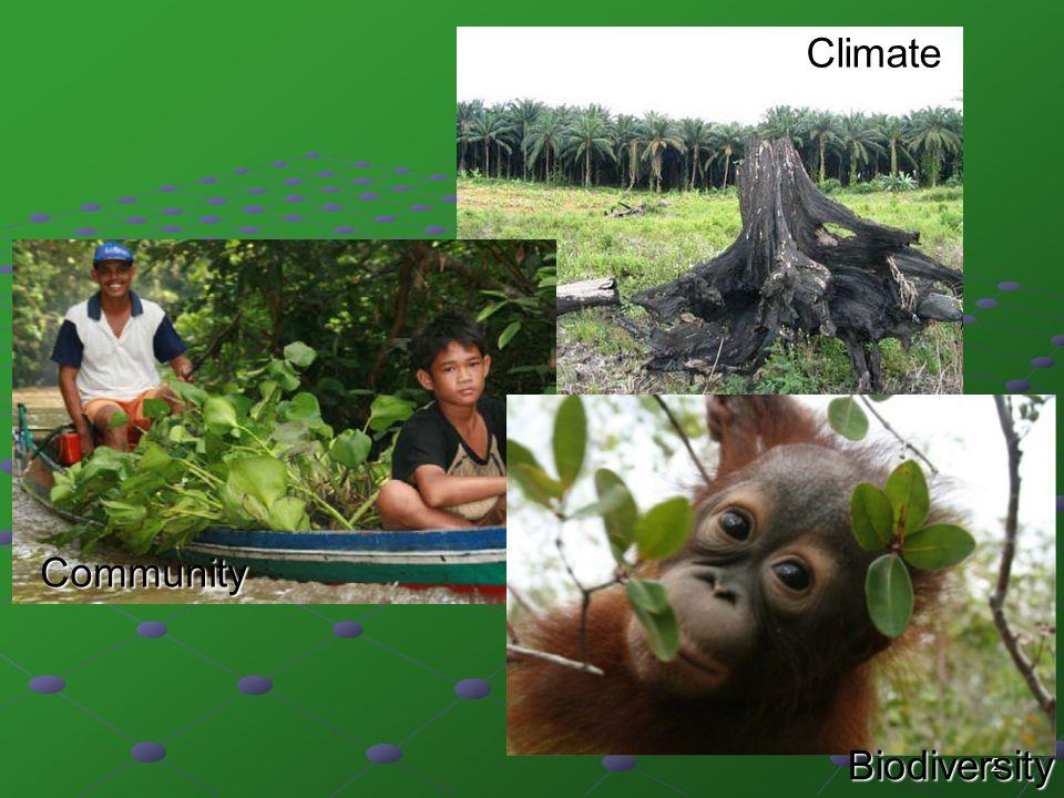 Climate Community Biodiversity