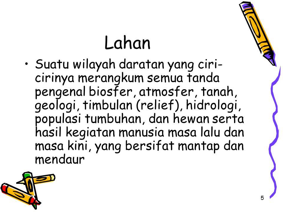 Lahan
