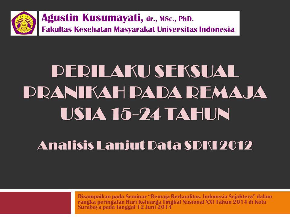 Agustin Kusumayati, dr., MSc., PhD.
