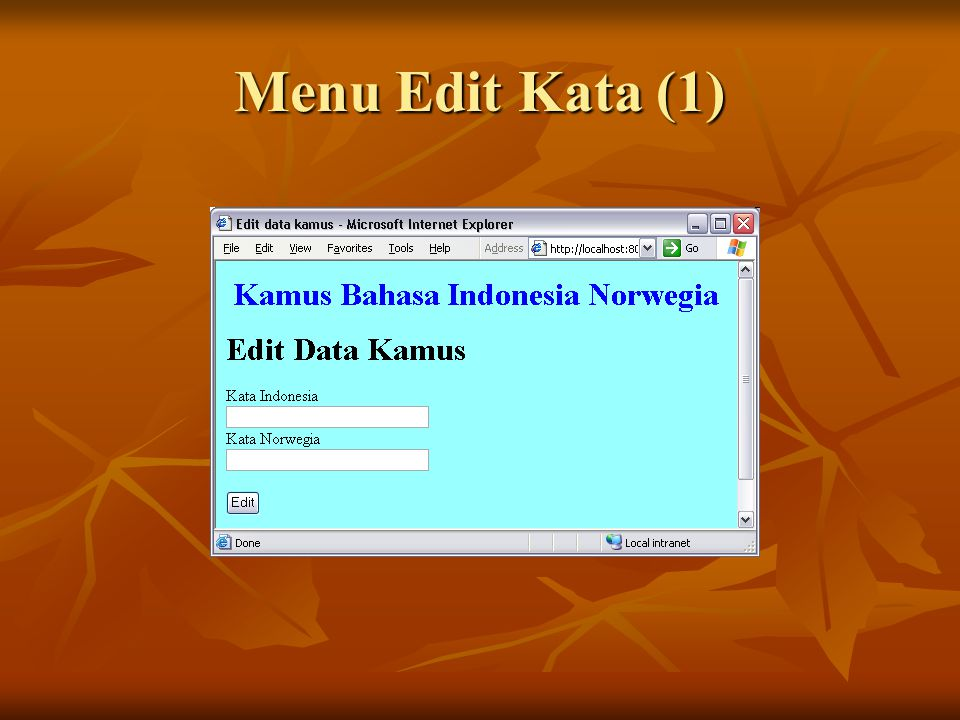 Menu Edit Kata (1)
