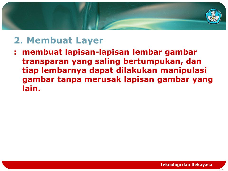 Membuat Layer
