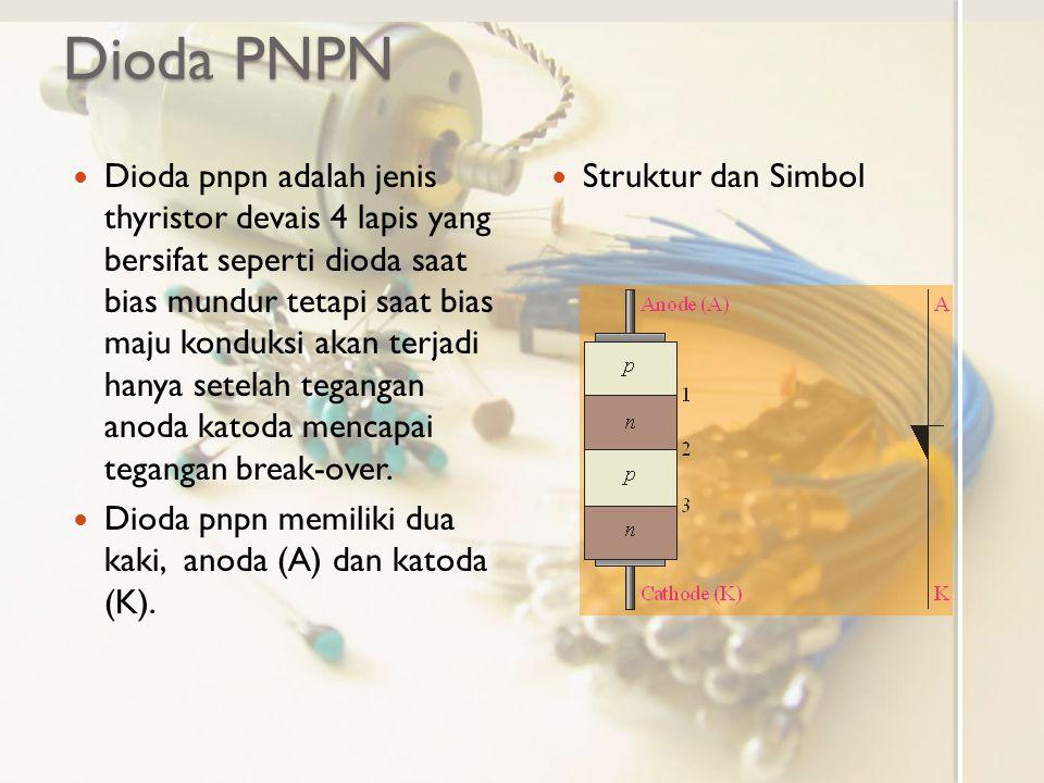 Dioda PNPN