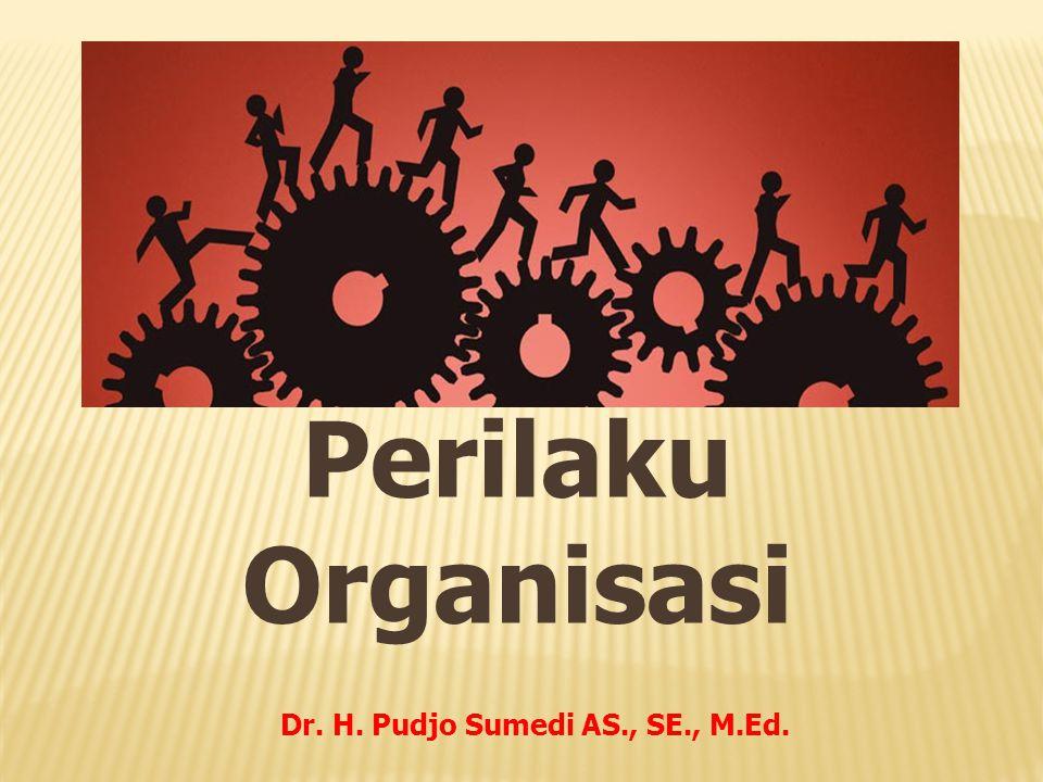 Dr. H. Pudjo Sumedi AS., SE., M.Ed.