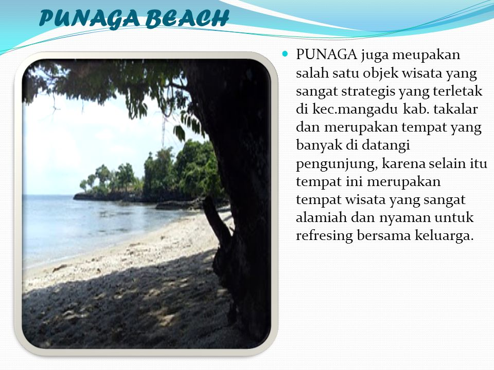 PUNAGA BEACH