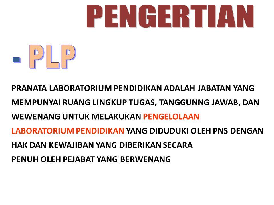 PENGERTIAN - PLP.