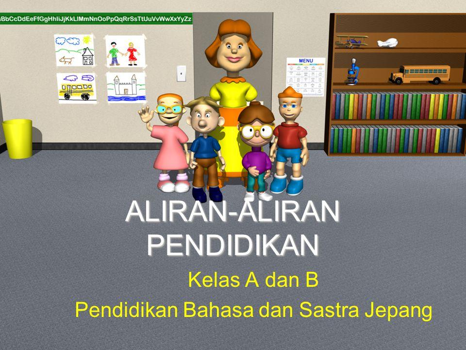 ALIRAN-ALIRAN PENDIDIKAN