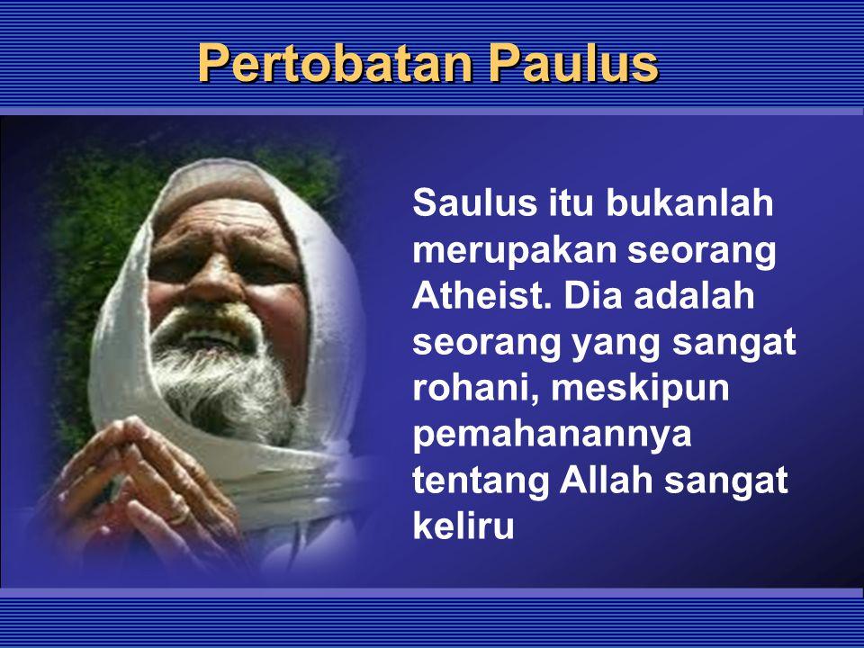 Pertobatan Paulus