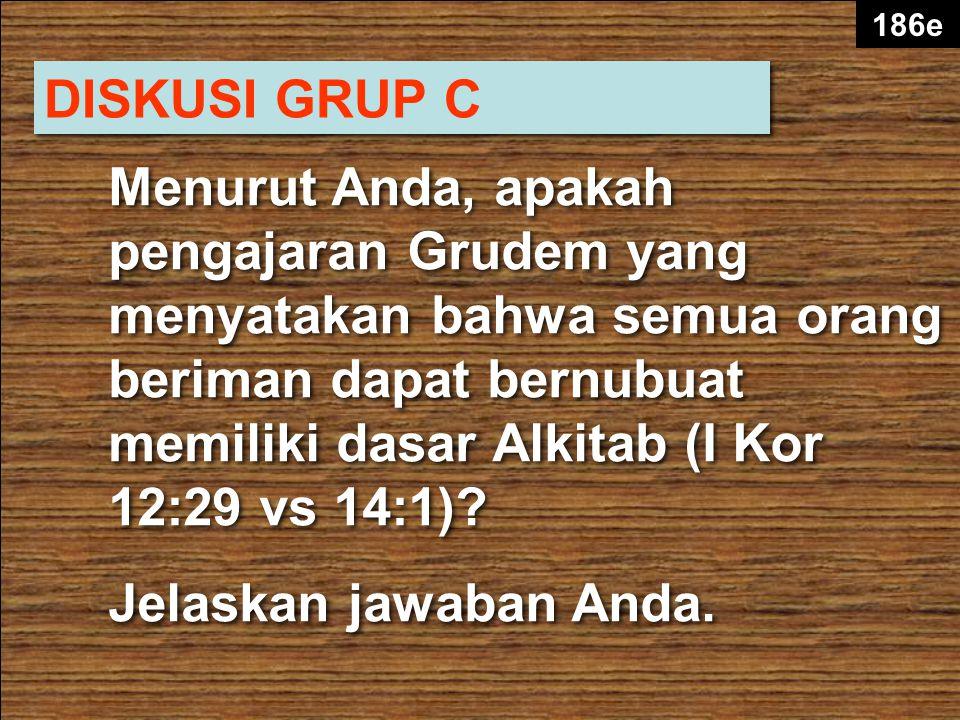 186e DISKUSI GRUP C.