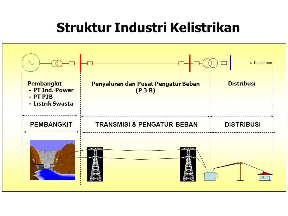 Struktur Industri Kelistrikan
