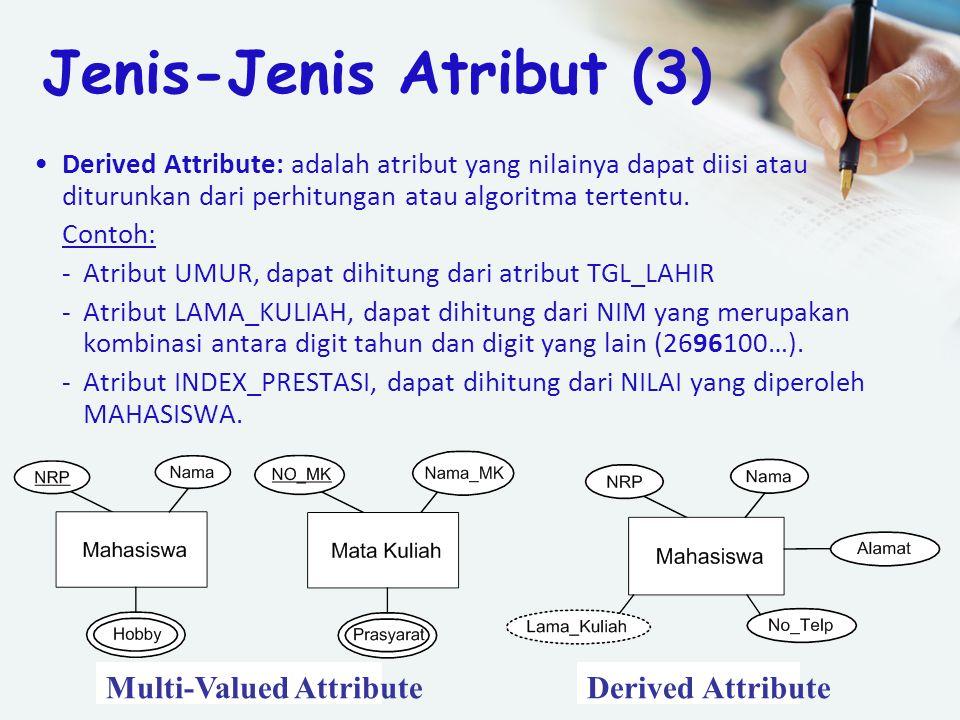 Jenis-Jenis Atribut (3)