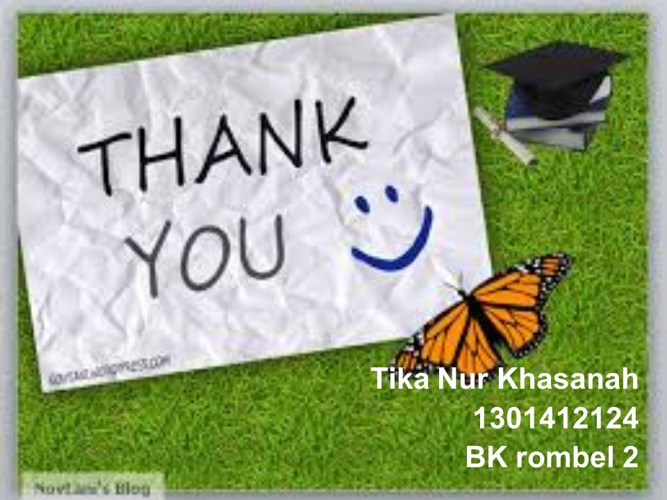 Tika Nur Khasanah 1301412124 BK rombel 2