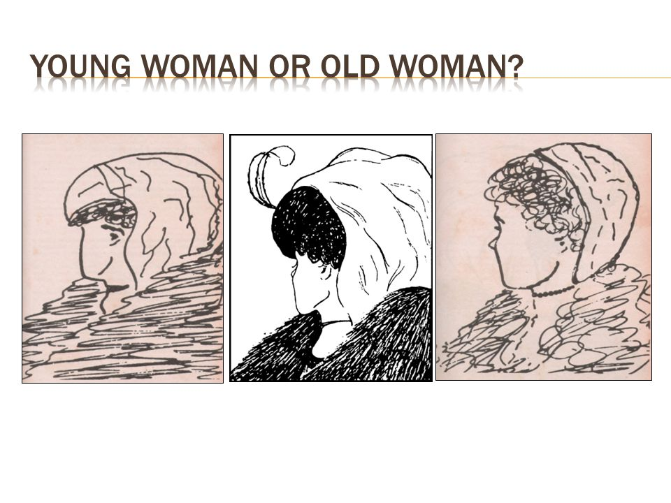 Young Woman or Old Woman