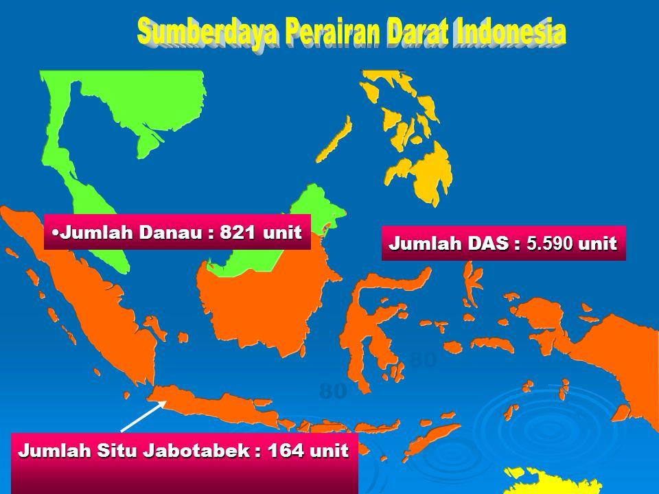 Sumberdaya Perairan Darat Indonesia