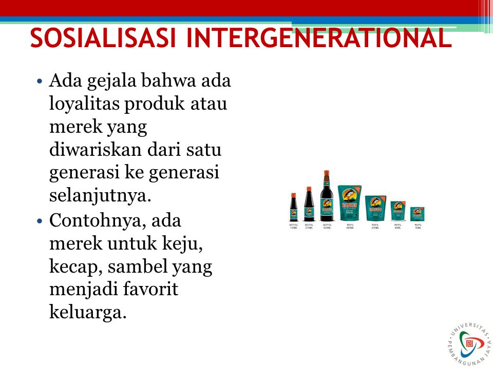 SOSIALISASI INTERGENERATIONAL