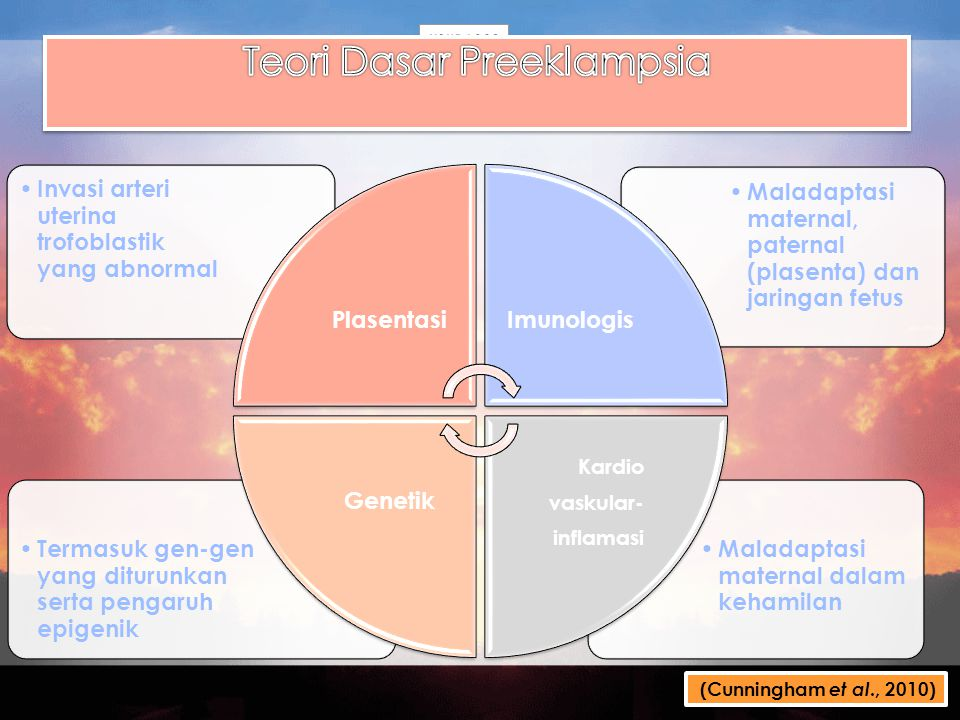 Teori Dasar Preeklampsia