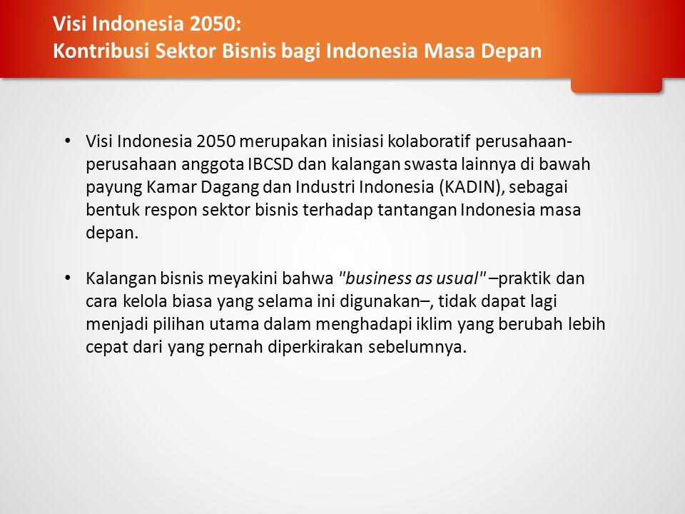 Kontribusi Sektor Bisnis bagi Indonesia Masa Depan