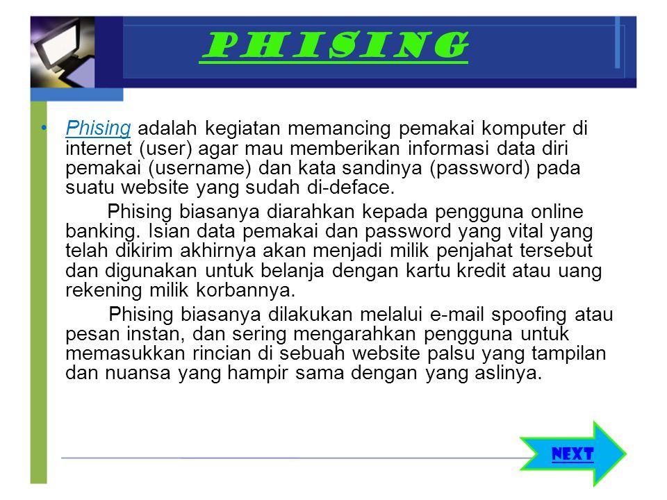 PHISING