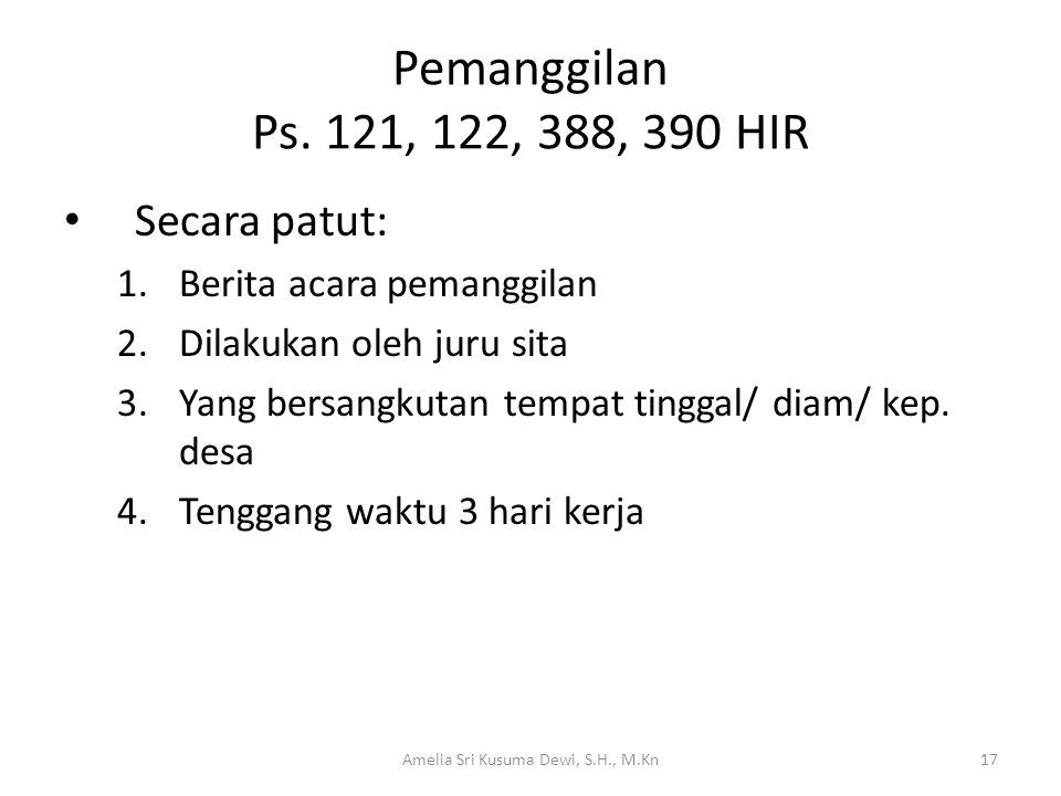 Amelia Sri Kusuma Dewi, S.H., M.Kn