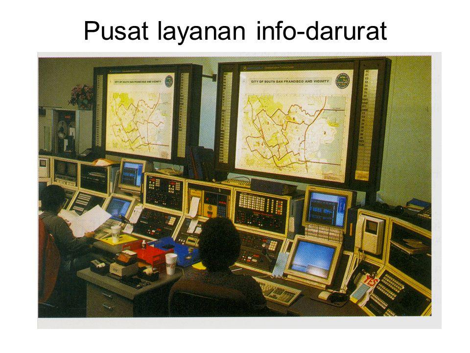 Pusat layanan info-darurat