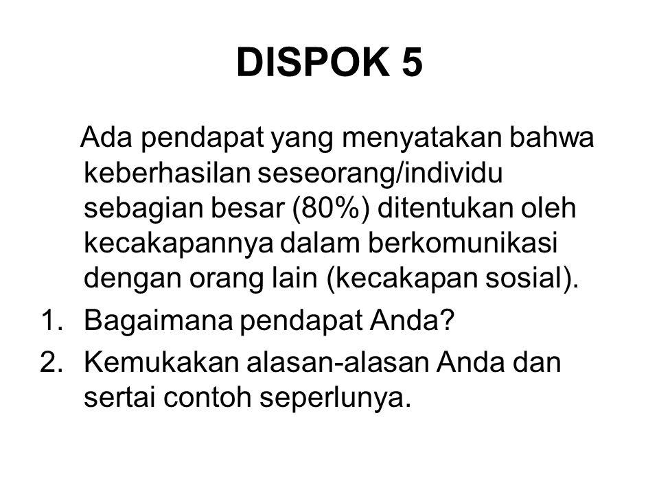 DISPOK 5