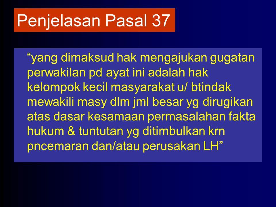Penjelasan Pasal 37