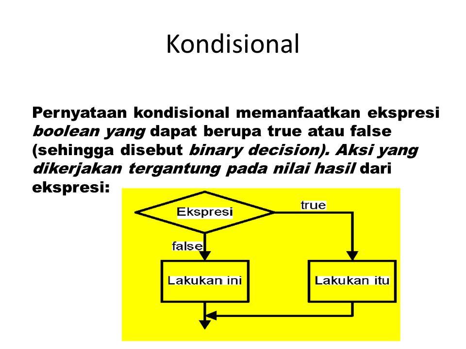 Kondisional